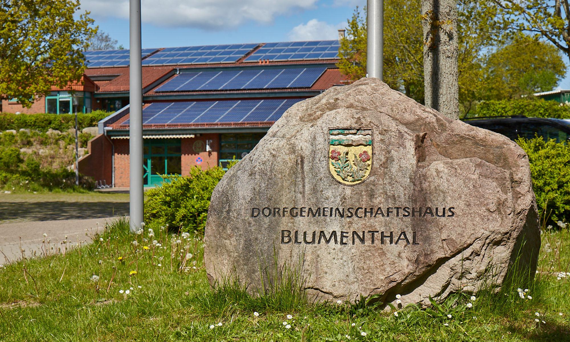 Gemeinde Blumenthal (SH)